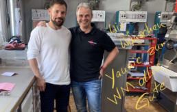 Yannic-Seidenberg & Christoph Trautmann